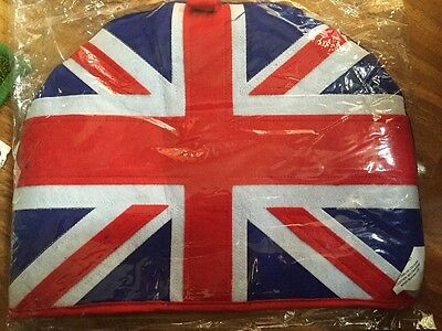 BNWT Union Jack Flag Red White And Blue Tea Cosy BNIB