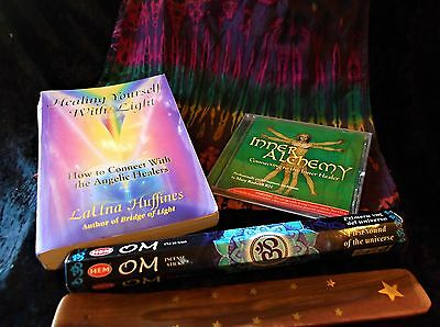 "L@@k! ""divine Healing"" New Age Boho Hippie Bargain Grab Bag Lot - Bb02"