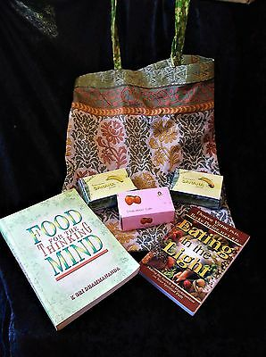 "L@@k!""doreen Virtue-Metaphysical Eating"" Boho Hippie Bargain Grab Bag Lot - Bb19"