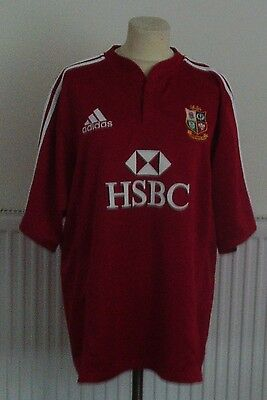 2009 British And Lions Home Shirt- 2009 South Africa Tour