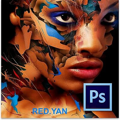 Adobe Photoshop CS6 Full Version - With Key, Official Download for Windows