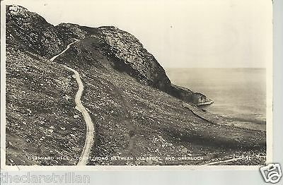 Gruinard Hill Coast Rd  Ullapool to Gairloch Old Real Photograph