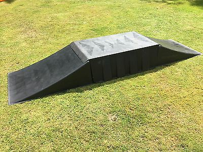 Skateboard / Scooter / BMX / Remote Control Car Ramps with Bridge