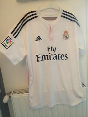 maillot real madrid James Rodriguez taille M