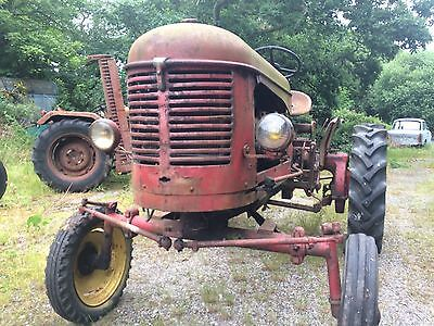 Massey Harris Pony Supercharged Diesel Tractor