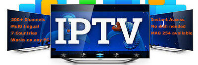 International IPTV business - HAVETV website for sale