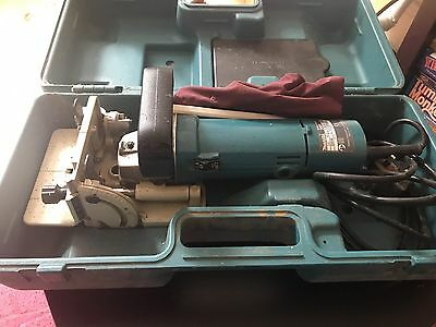 MAKITA 3901 BISCUIT JOINTER 240v