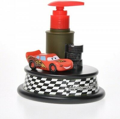 Disney Cars Lightning McQueen Distributeur de Savon SAVON ENFANTS Soap 250ml