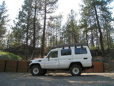 1987 Toyota Land Cruiser  1987 Land Cruiser Turbo Diesel Troopy with custom 3rd door
