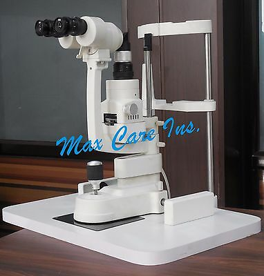 Biomicroscope 2 Step Slit Lamp MCI-11-2S With Free Shipping