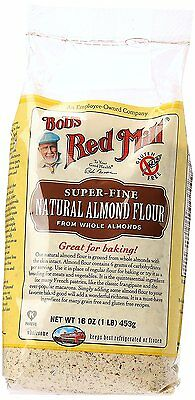 Bob's Red Mill Super-Fine Natural Almond Flour, 16-Ounce Package