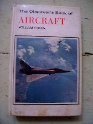 Vintage Observer's Book Of Aircraft