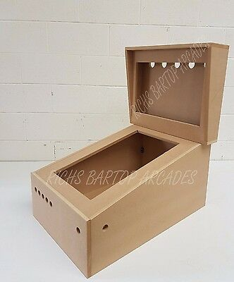 THE MINI PINBALL - ARCADE CABINET DIY KIT  - BARTOP ARCADE, 18mm MDF