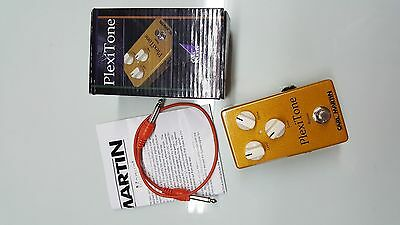 LIKE NEW PlexiTone Single Channel Guitar Effects Pedal