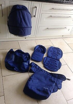 Oyster 2 Oyster Max Stroller Colour Pack Blue