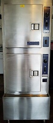 Cleveland 24Cea10 Electric Convection Steamer Nice.