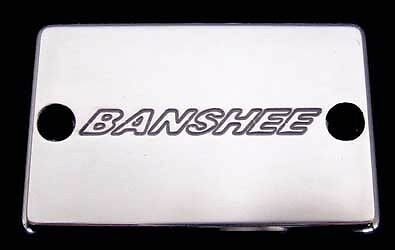 Modquad Front Brake Cover Banshee BC1-B