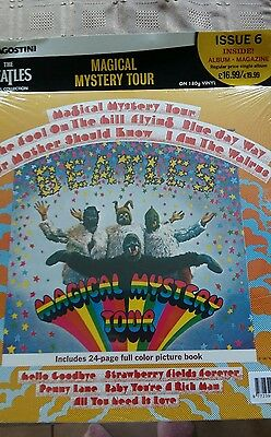 DeAgostini ~ The Beatles Vinyl Collection - Issue 6 Magical Mystery Tour(NEW)