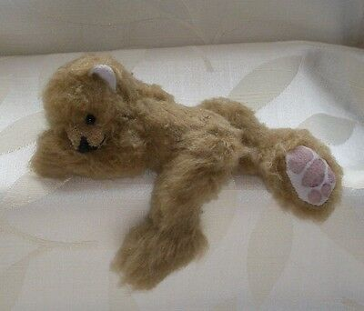 "ooak bear 6"" tiny bear hand made 5 inch teddy bear"