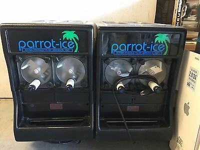 Parrot Ice 2403 Frozen Drink Machine (daiquiri, Icee, slurpee) x2