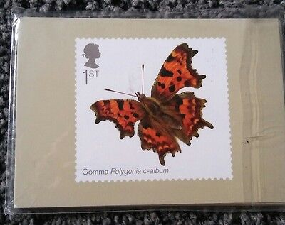 2013 Butterflies (PHQ 379) - Set of 10 PHQ  Royal Mail Post Cards