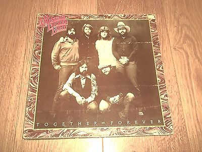 """The Marshall Tucker Band """" Together Forever """" Country Rock Vinyl Lp Ex/vg 1975"""