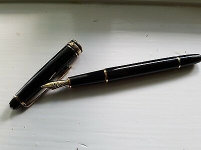 Montblanc Meisterstuck 144 Fountain Pen with 14K Gold Nib