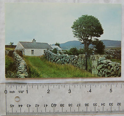 old postcard Mourne Mountains, Down, Northern Ireland
