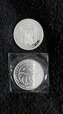 2 apmex silver .999 rounds