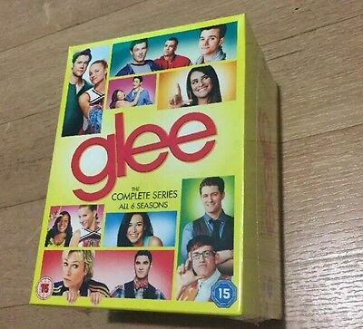 Glee Complete Series - Seasons 1,2,3,4,5,6 DVD Box Set - NEW & SEALED Cheapest