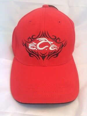 Orange County Choppers Red One Size Fits Most Bio Domes Stretch Motorcycles NEW