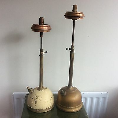 Tilley TL106 and TL10 table lamps