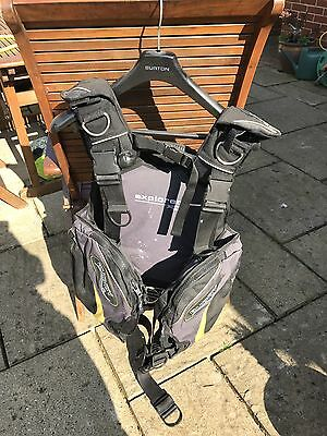 Buddy Explorer BCD Size Medium