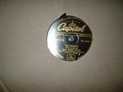 78RPM RECORDS FROM THE 1950s-SET OF EIGHT(SET 1)