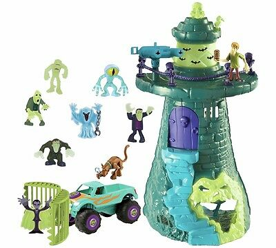 Scooby Doo Mystery of the Frighthouse Playset