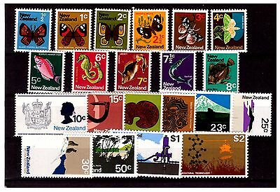 New Zealand Selection Stamps. Mint/Mounted. #193