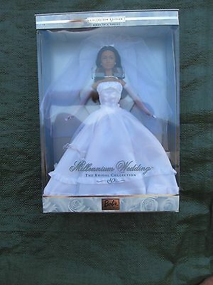 Barbie Millennium Wedding African American #27764 Bridal Collection Collector