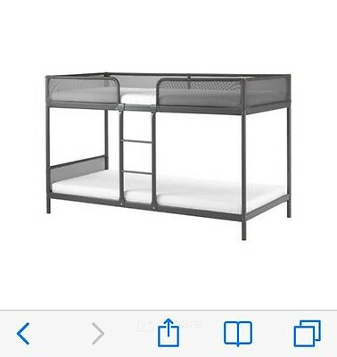 Children's ikea tuffing Bunk Bed