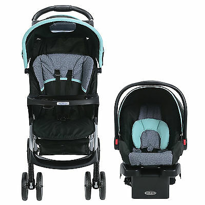 Graco LiteRider Click Connect Travel System Sully BRAND NEW
