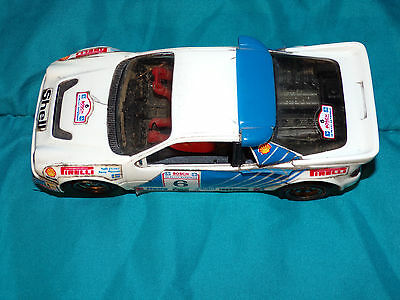 Coche De Scalextric Ford Rs 200