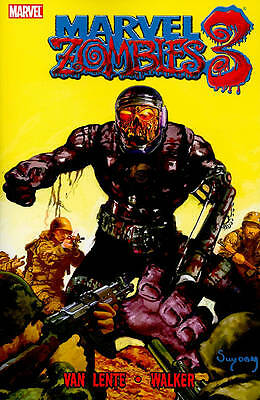 Marvel Zombies: Vol. 3 by Marvel Comics (Paperback, 2009)