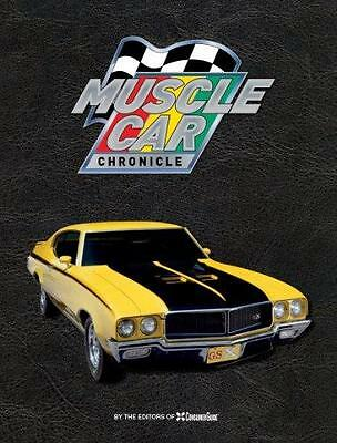 Muscle Car Chronicle Publications International Book Buch Livre Libro