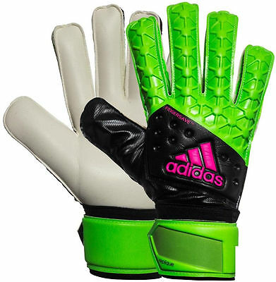 Adidas Ace Fingersave Replique Soccer Football Goalie Gloves NWT Size 8