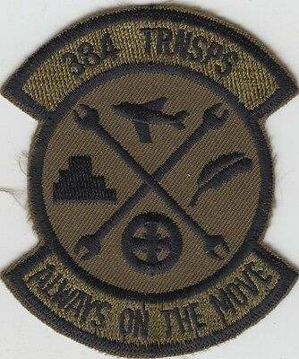 USAF 384th Transport Squadron Patch