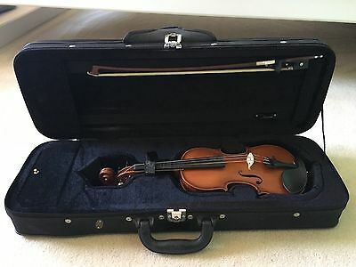 GLIGA GEMS1 Violin 1/10 with Bow and Case