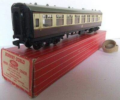 HORNBY DUBLO 4061 BR (WR) 2nd Open Coach (Boxed)*