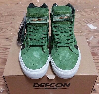 5b961a7ef2 VANS x DEFCON Syndicate Sk8-Hi Notchback Pro Multicam Jungle 9 supreme wtaps
