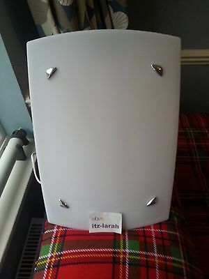 SAD Light Box 10,000 Lux - Light Therapy Lamp For Seasonal Effective Disorder