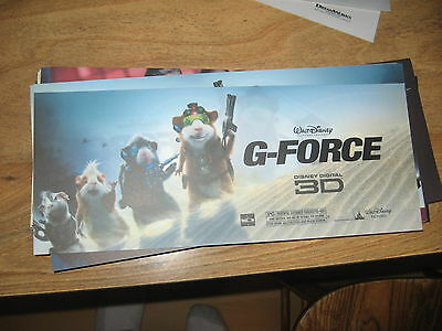 Theater Marquee Mylar G Force