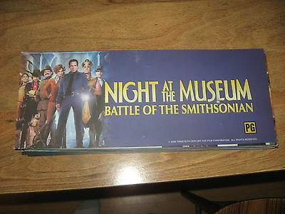 Theater Marquee Mylar Night at the museum Battle